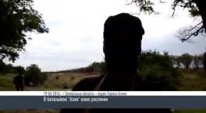 Россиянин, который воюет за Украину: Против режима Путина я могу бороться только здесь