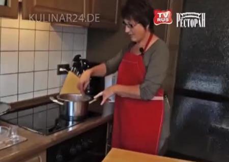 Рецепты блюд из ревеня с фото
