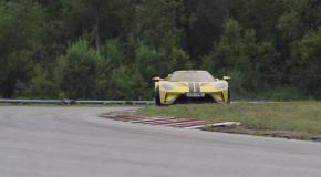 Суперкар Ford GT установил новый рекорд