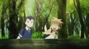 [AYS] Piano no Mori (TV) - 01
