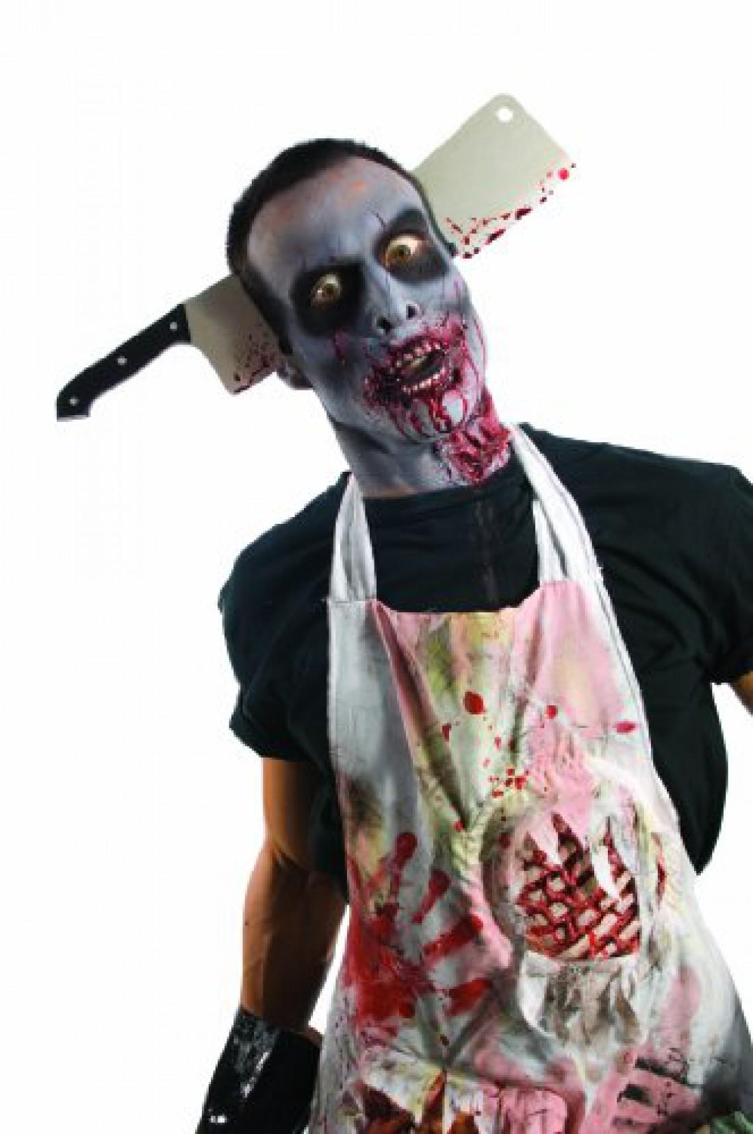 Если ты — зомби, сделай так, чтобы в твоей голове что-то торчало