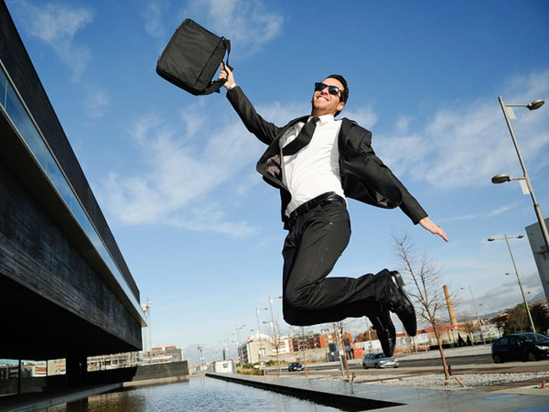 Заряди свою мотивацию — и работать будет веселее, а жить интереснее