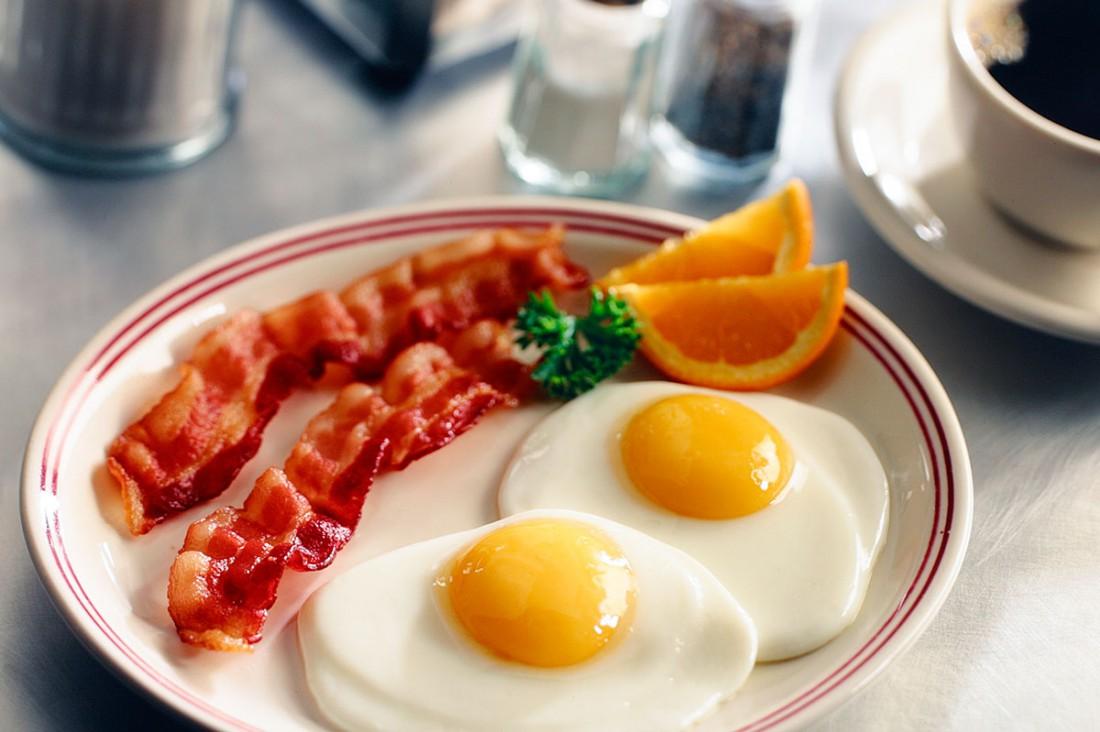 Лучшие блюда на завтрак