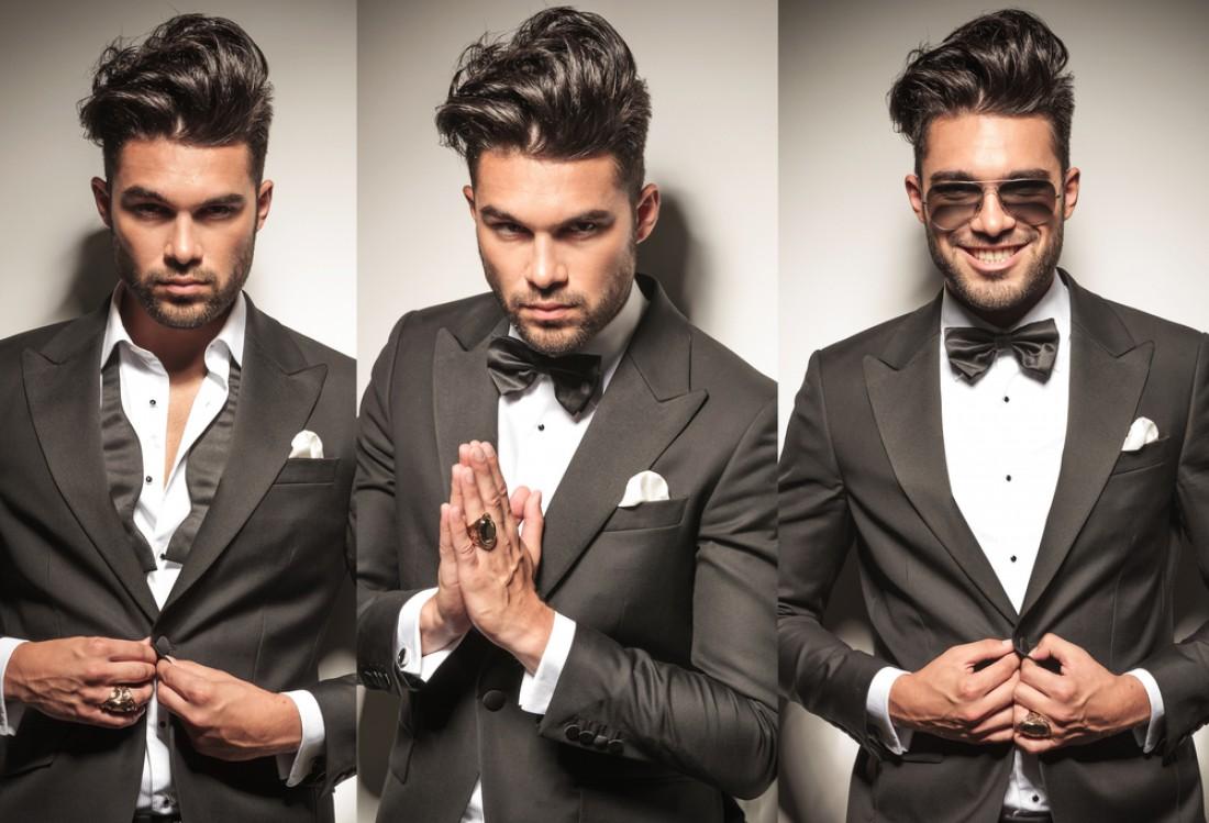 Настоящий мужской стиль — выглядеть опрятно, но слегка небрежно