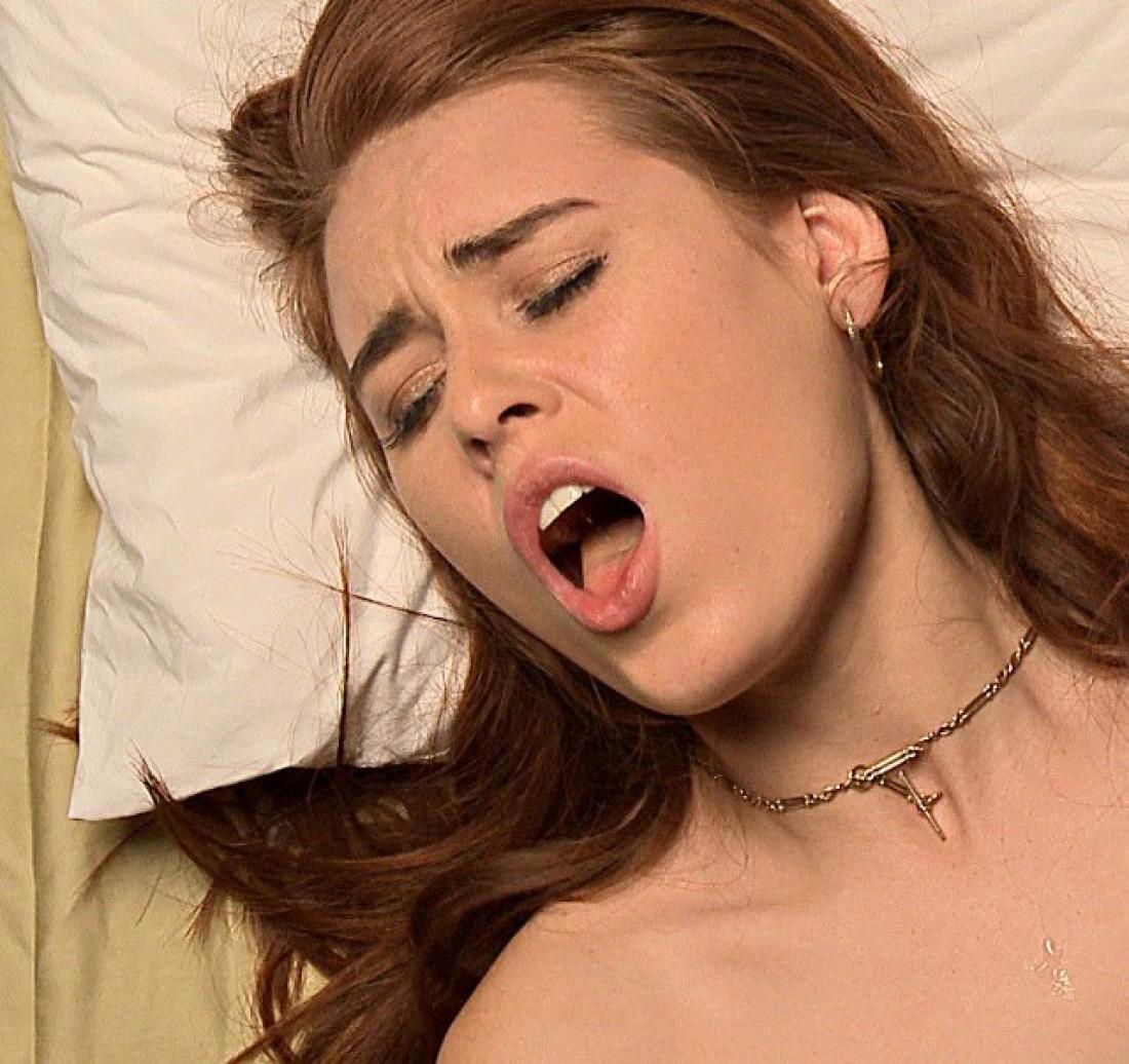 Момент оргазма женщины