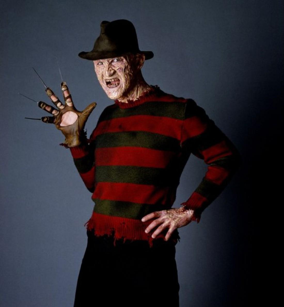 Как вжиться в хэллоуинский образ — стань Фредди Крюгером