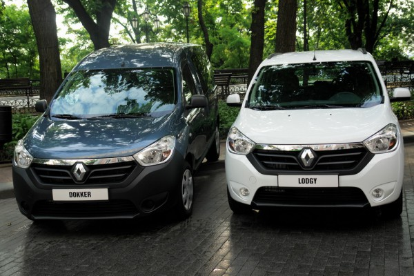 Renault привезла в Украину новинки – Lodgy и Dokker - Новые ... afe61d7e145