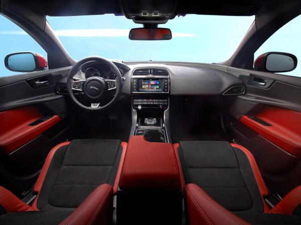 2014 Jaguar XE