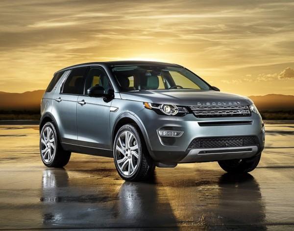 31a4919c463b Land Rover официально представил новый внедорожник Discovery Sport ...
