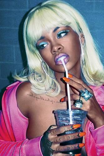 27-летняя звезда разделась для V Magazine