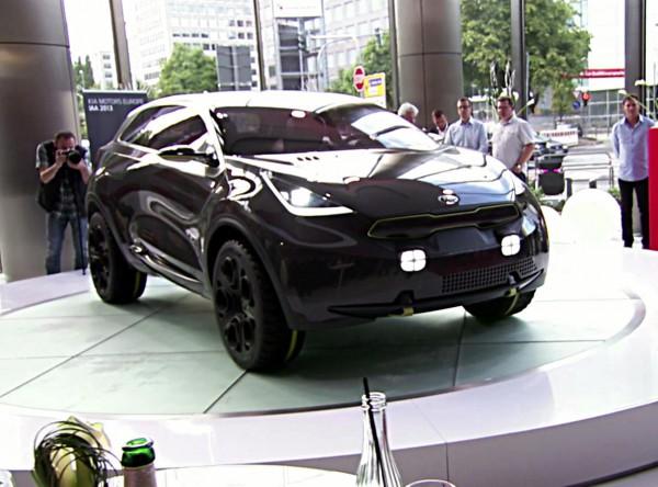 В Kia вывели на тесты кроссовер Niro (видео) - Новые автомобили в ... 5ad899354e7