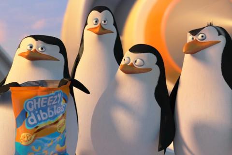 Мультики про пингвинов и секс