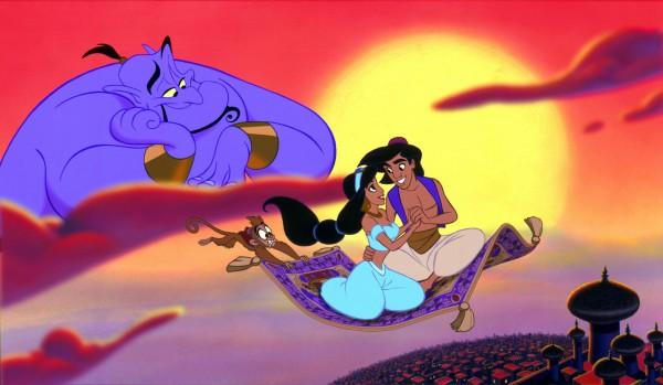 Компания Disney снимет фильм об Аладдине