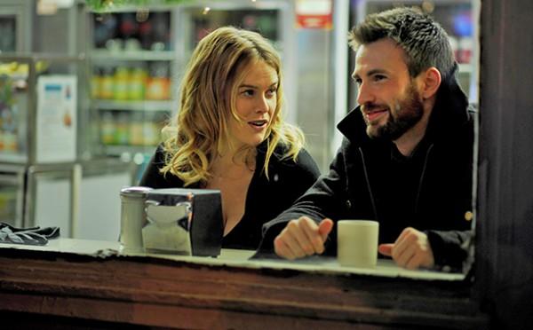 Капитан Америка снял романтический фильм про незнакомцев