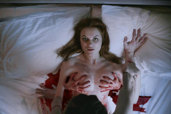 Мртвая девушка секс