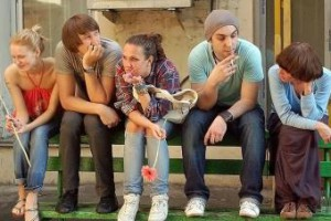 Интересные мнения о проблемах сегодняшней молодёжи.  Послание юной леди с насмешкой к...