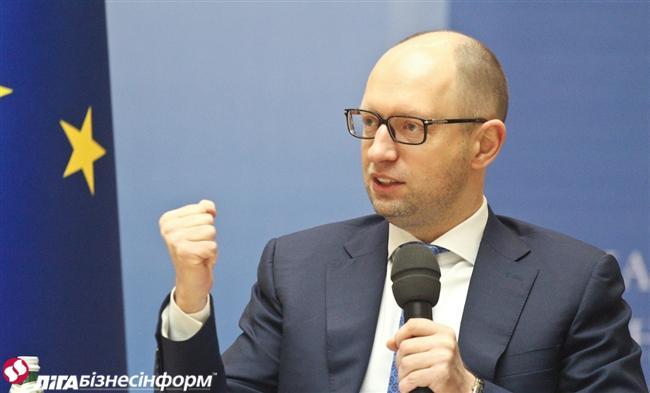 Яценюк: Украина сможет пройти зиму без закупки газа в РФ