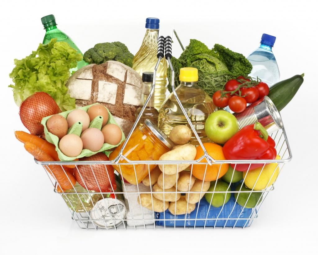 Что такое продовольственные товары воспринятая им