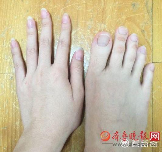 Фото женских пальцев