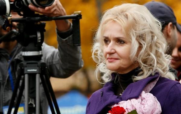 ЦИК: Ирина Фарион проигрывает в своем округе