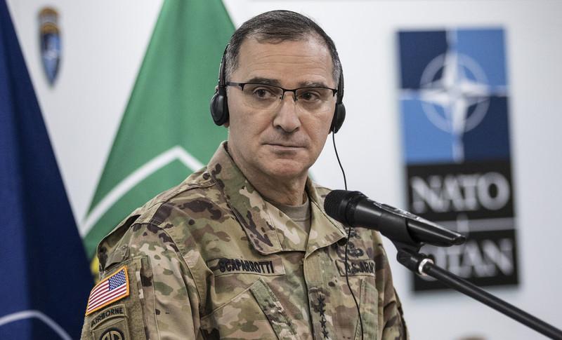Генерал Америки Майк Кертис Скапарротти Знакомства