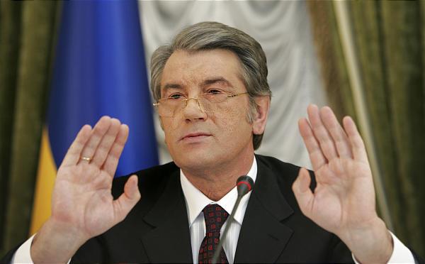 На Ющенко в 1994 году завели уголовное дело