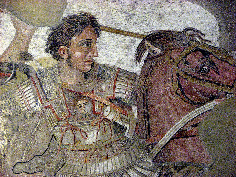Александр македонский сексуальная жизнь