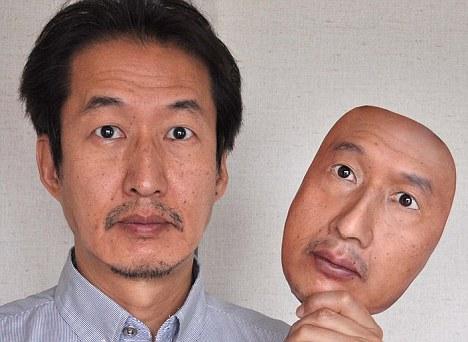 Слишком реалистичные маски создали в Японии - ТЕХНО bigmir)net
