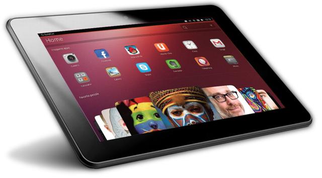 Австралия выпустит планшет на Ubuntu Touch - ТЕХНО bigmir)net