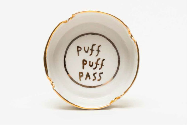 Пепельница Puff Puff Pass