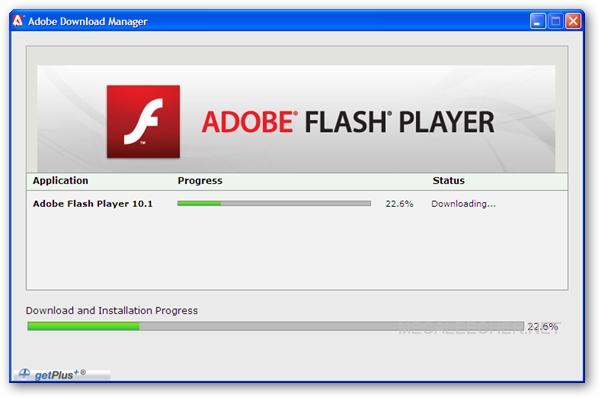 Adobe flash player скачать 12.