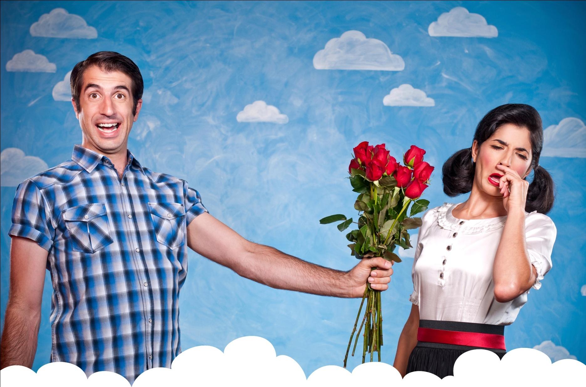 знакомства цветок
