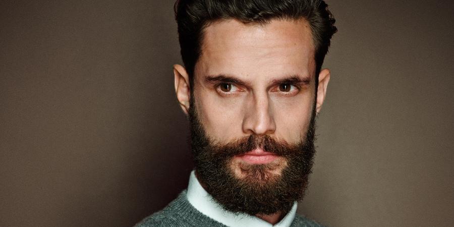 Борода секси
