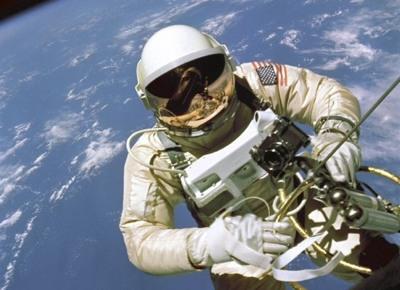 В космосе нет давления