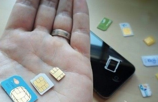what kind of sim card iphone 5 как обрезать sim карту для iphone 5 видео техно 1956