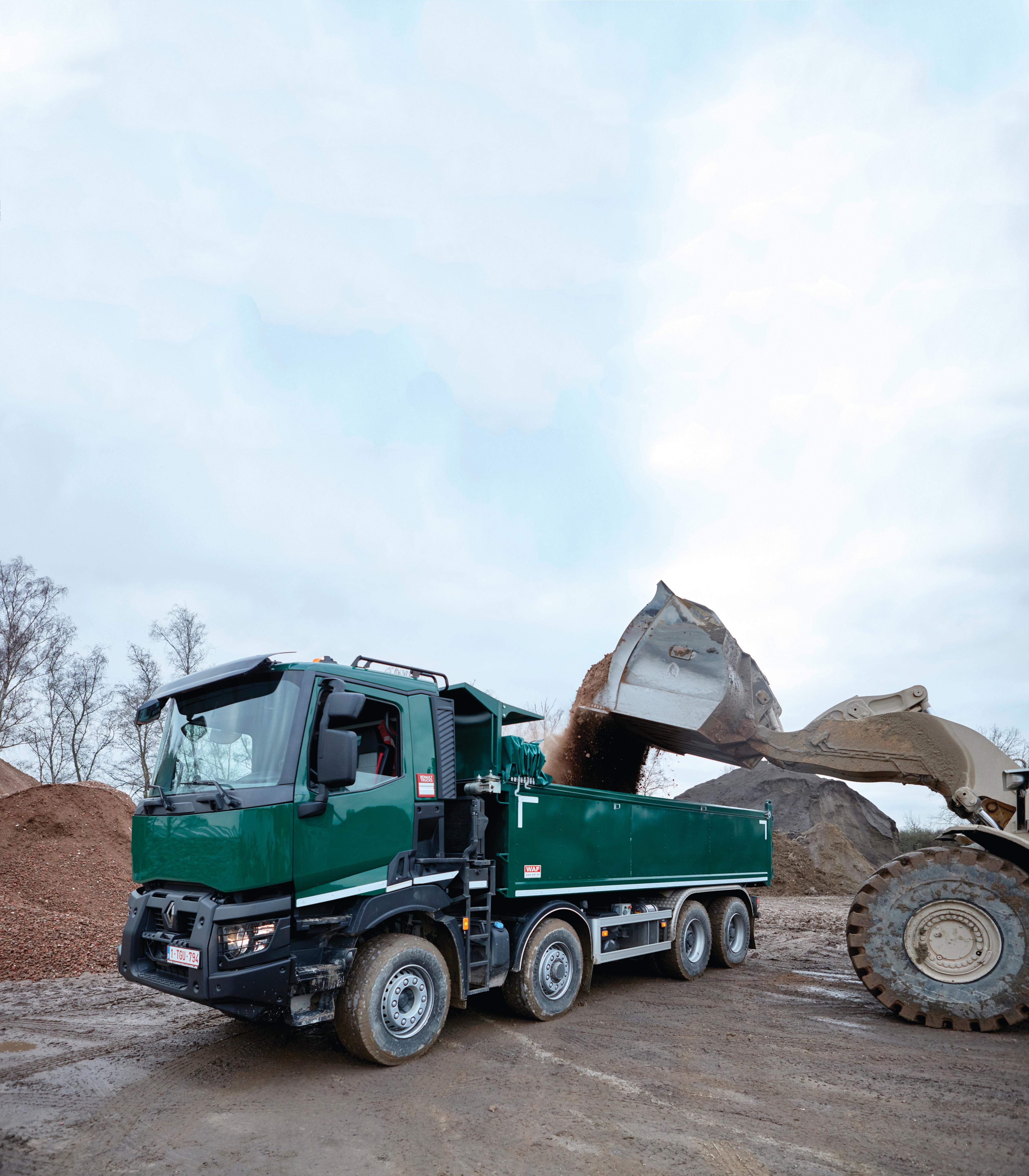 Renault Trucks уже давно считает использование автомобилей с  электродвигателями эффективным решением проблем качества воздуха и шума в  городах. 4c43b2113b3