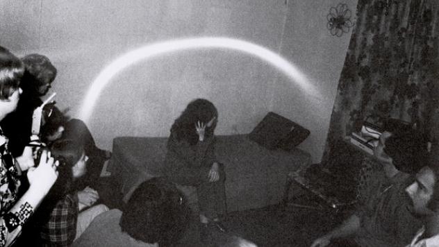 Перед встречей с призраками главное - не пить