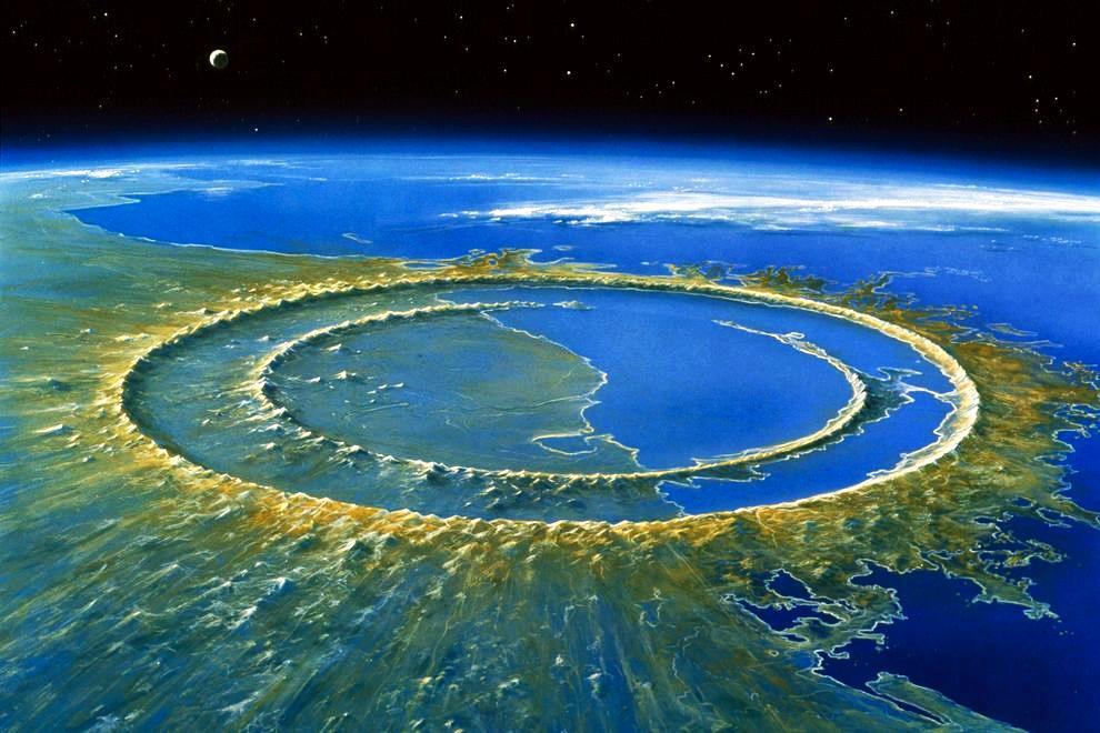 Уничтоживший динозавров астероид изменил климат на Земле - ТЕХНО bigmir)net