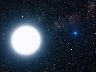 Есть звезда поярче Полярной