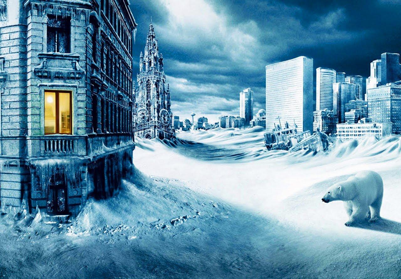 Стало известно, что спасло Землю от глобального похолодания ...