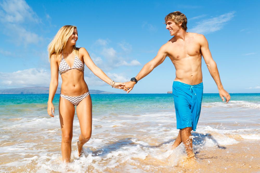 как правильно познакомится с девушкой на пляже