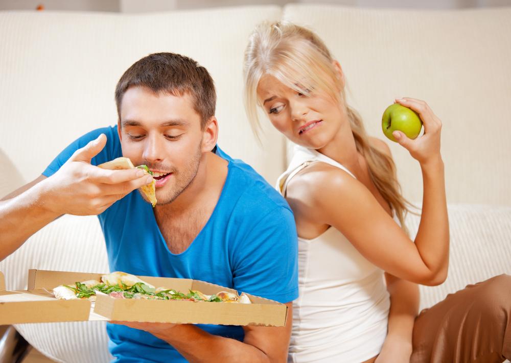 Усилить обмен веществ для похудения