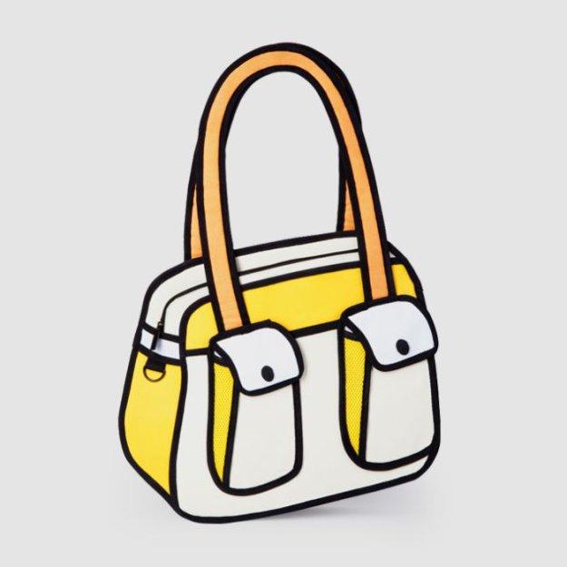 На первый взгляд может показаться, что эта сумка сделана из бумаги или...