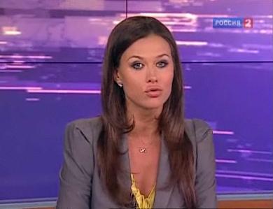 Сексуальные ведущие российских вестей