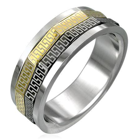 Мужские кольца.