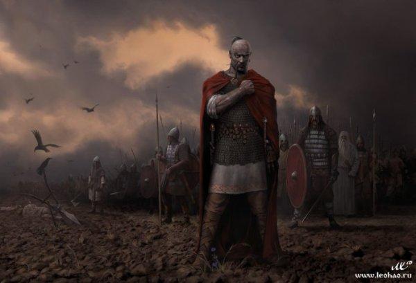 3 июля - День памяти Князя Святослава