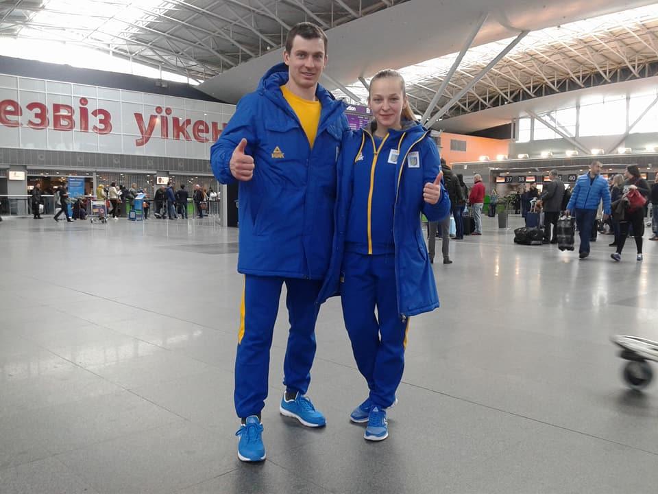 А ось саночник Андрій Мандзій відправився в Корею з Польщі і по дорозі  приєднається до інших наших олімпійців. 94fa3543b