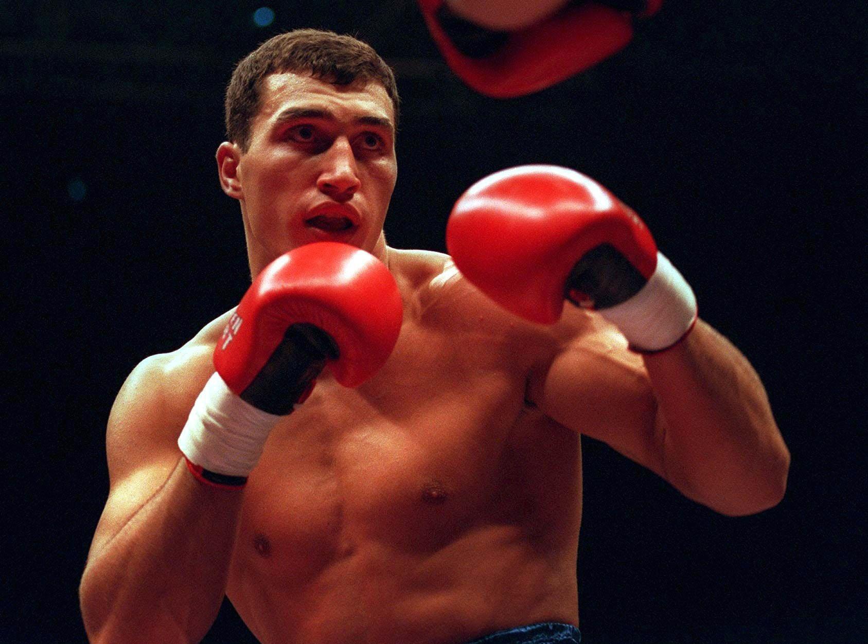 бывшие боксеры фото