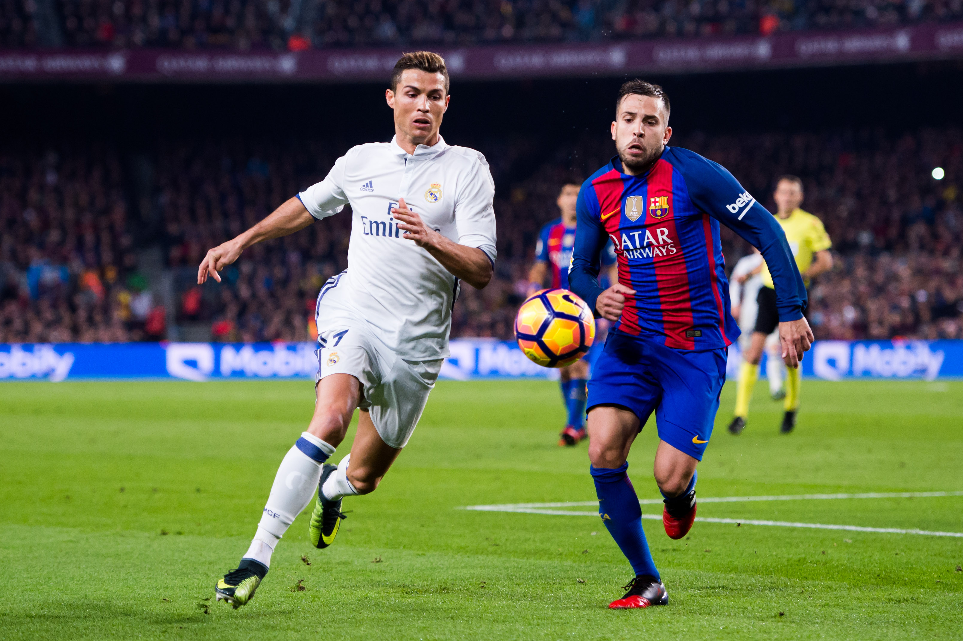 Прогноз на матч Барселона — Реал Мадрид (03.12.2016)