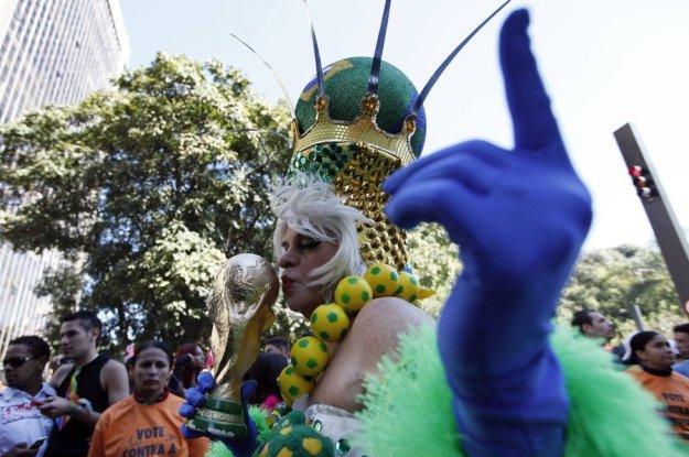знакомства геев в бразилии